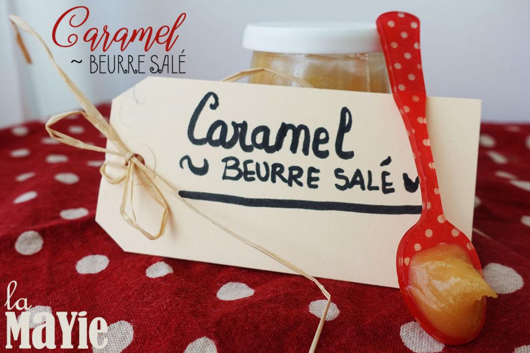 recette caramel beurre salé à tartiner