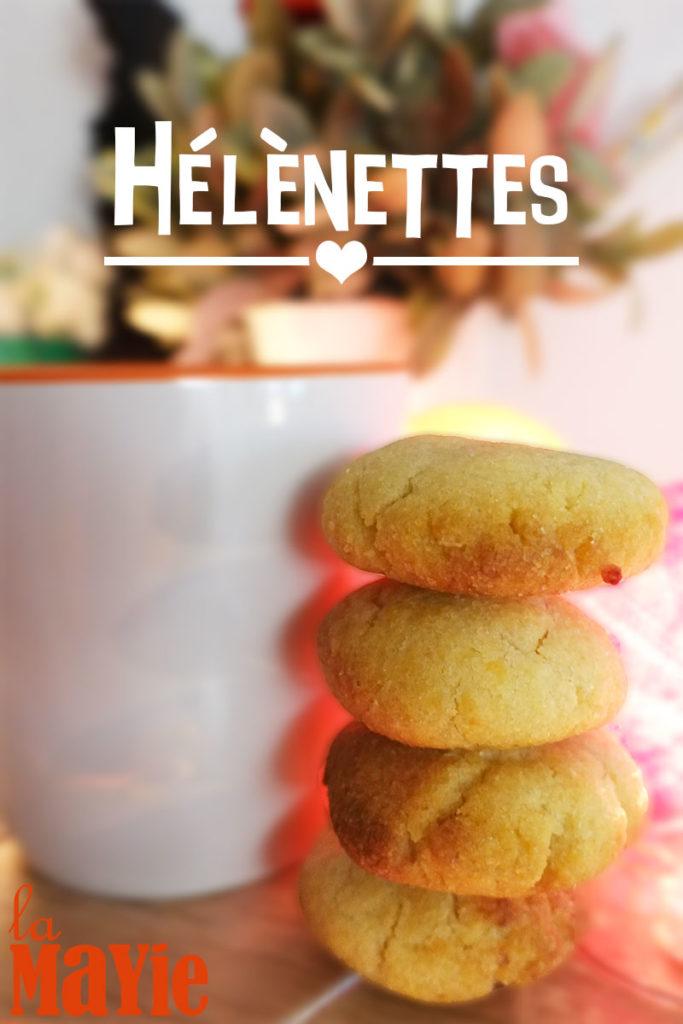 biscuits jaune d'oeuf