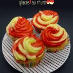 recette cupcake rhum